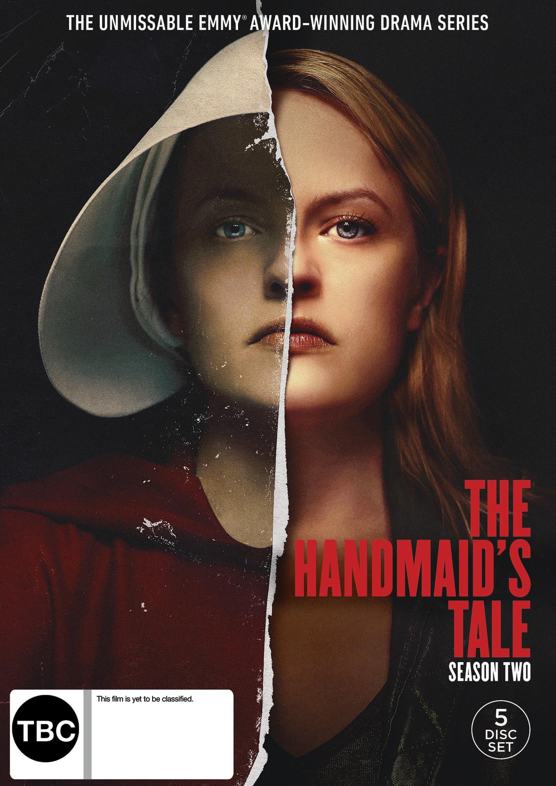 The Handmaid's Tale: Season 2 on DVD image
