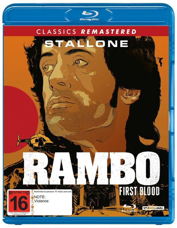 Rambo: First Blood on Blu-ray
