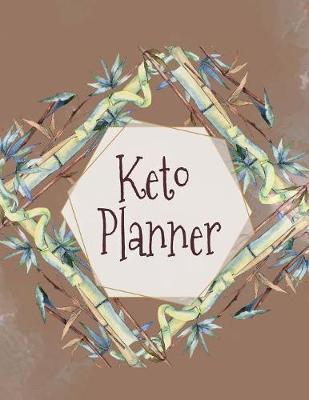 Keto Planner by Hillside Publishing image