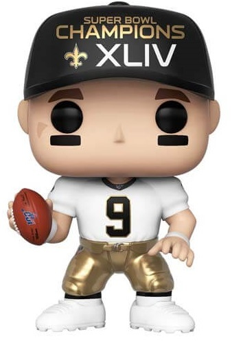 NFL: Saints - Drew Brees (SB Champions XLIV) Pop! Vinyl Figure