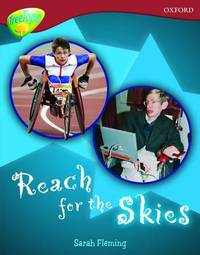 Oxford Reading Tree: Level 15: TreeTops Non-Fiction: Reach for the Skies by Sarah Fleming image