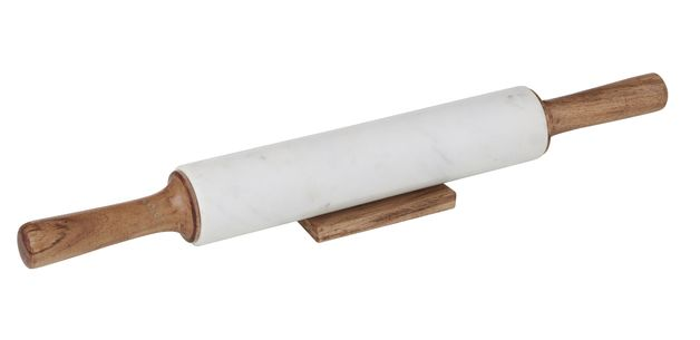 Academy: Eliot Rolling Pin with Storage Block