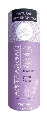 Aotearoad: Dry Shampoo - Light Hair