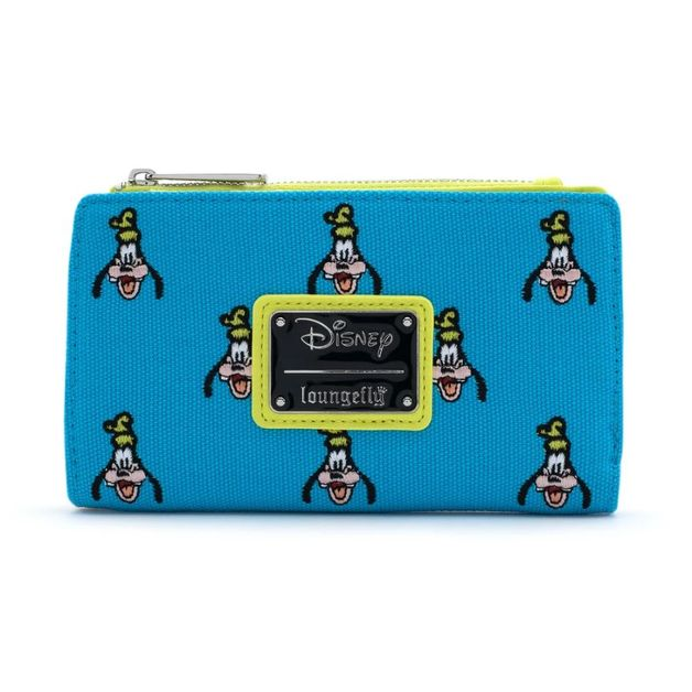Loungefly: Disney Goofy Face Wallet