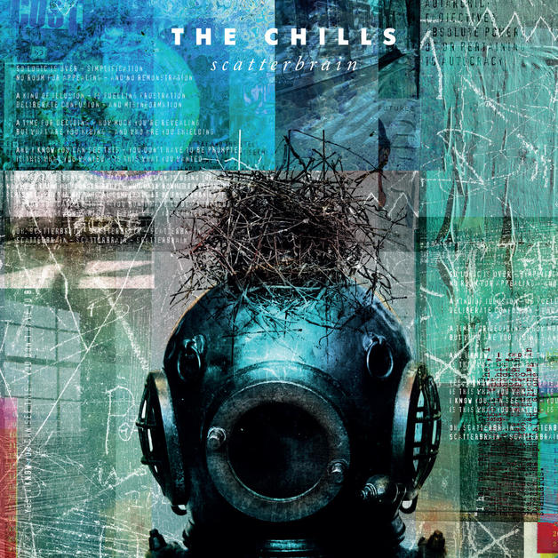 Scatterbrain (Coloured Vinyl) by The Chills