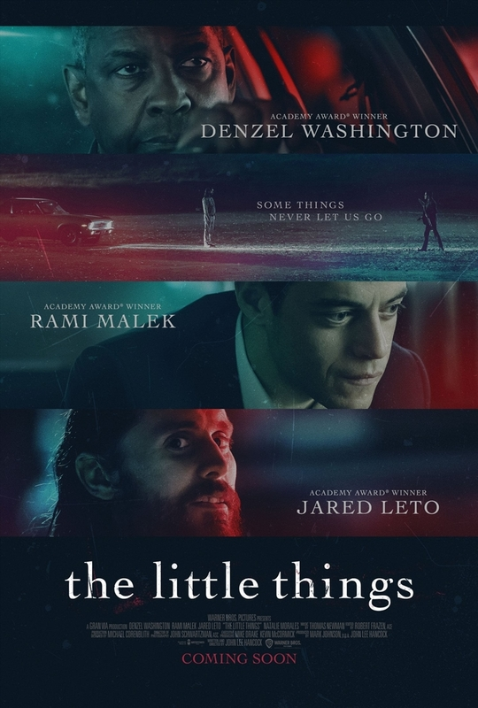 The Little Things on DVD