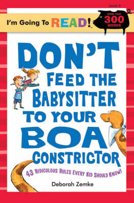 Don't Feed the Babysitter to Your Boa Constrictor: Level 4 image