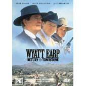 Wyatt Earp: Return To Tombstone on DVD