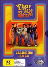 That '70s Show - Season 2 Part 1 on DVD