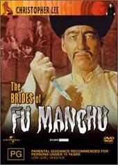 Brides Of Fu Manchu on DVD