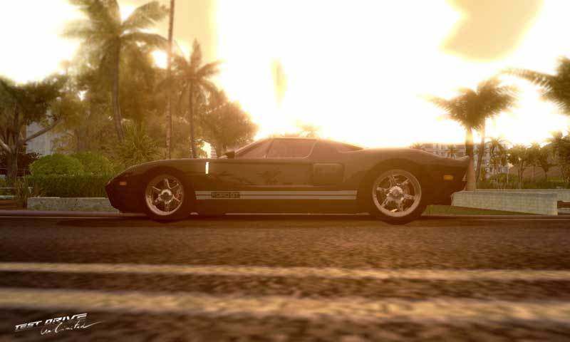 Test Drive Unlimited for Xbox 360 image