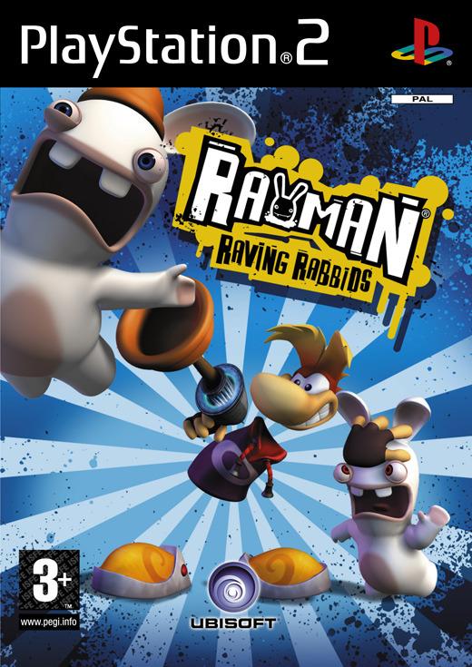 Rayman: Raving Rabbids for PlayStation 2