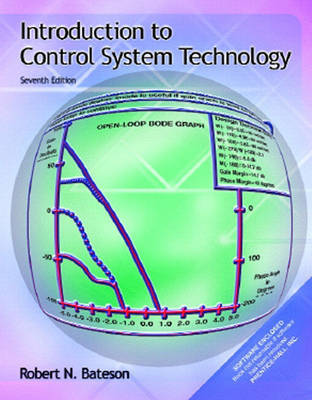 Introduction to Control System Technology by Robert N Bateson