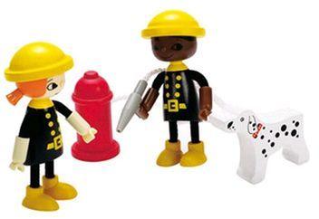Hape: Happy Fire Fighters image