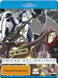Sword Art Online 2 (Part 1) on Blu-ray