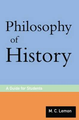 Philosophy of History by M.C. Lemon image