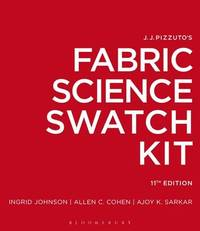 J.J. Pizzuto's Fabric Science Swatch Kit by Ingrid Johnson