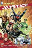 Justice League: Volume 1: Origin by Geoff Johns