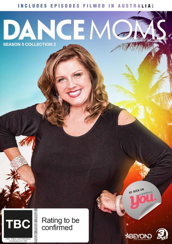 Dance Moms: Season 5 Collection 2 on DVD