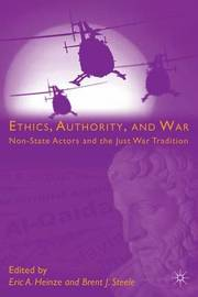 Ethics, Authority, and War image