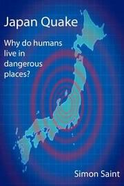 Japan Quake by Simon Saint