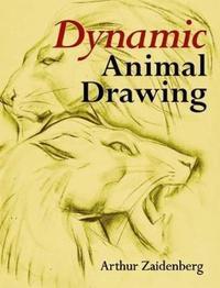 Dynamic Animal Drawing by Arthur Zaidenberg