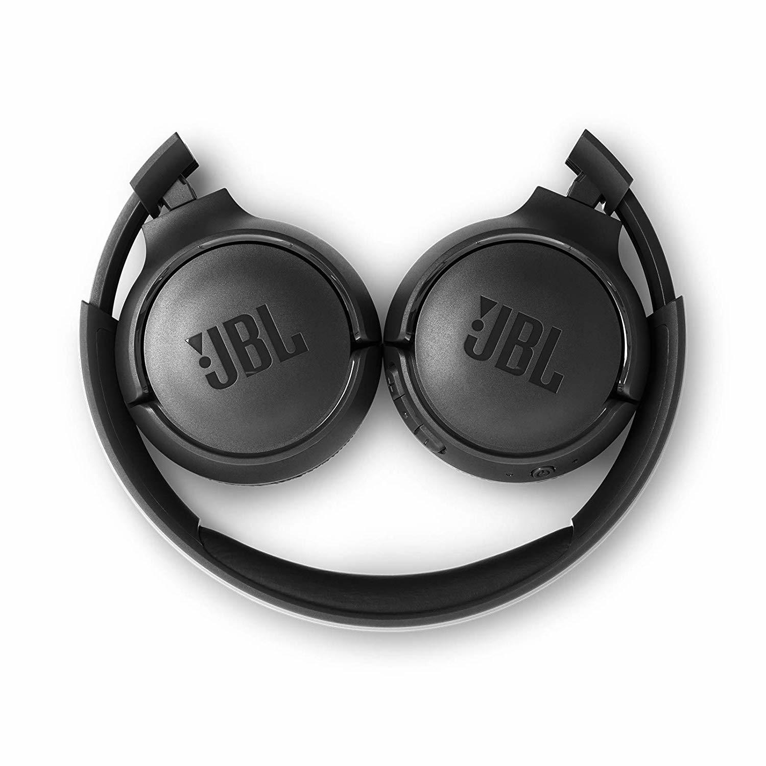 JBL T500 Bluetooth Headphones - Black image