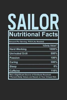Sailor Nutritional Facts by Dennex Publishing