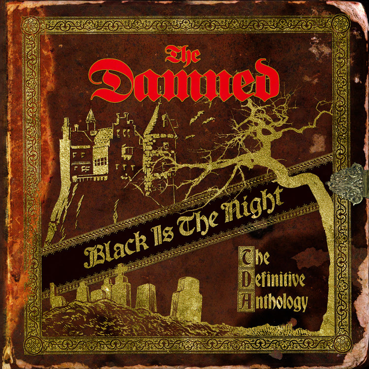 Black is the Night: The Definitive Anthology by The Damned image