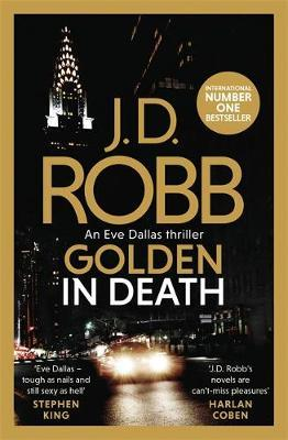 Golden In Death by J.D Robb