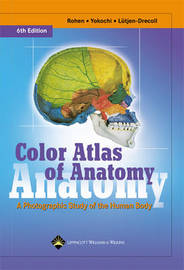 Color Atlas of Anatomy: A Photographic Study of the Human Body by Johannes W Rohen image