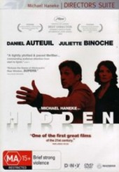 Hidden (2 Disc Set) on DVD