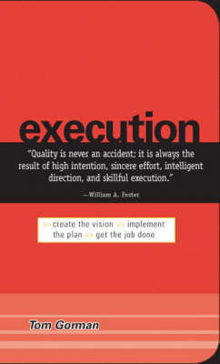 Execution by Tom Gorman
