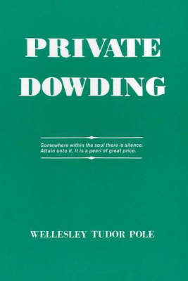 Private Dowding by Wellesley Tudor Pole
