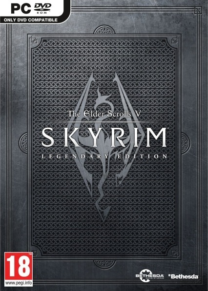 The Elder Scrolls V: Skyrim Legendary Edition for PC Games