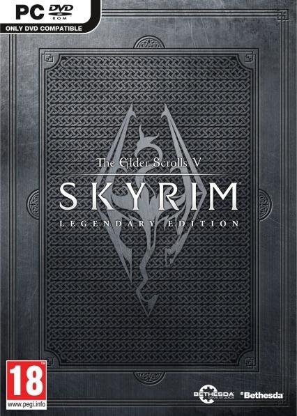 The Elder Scrolls V: Skyrim Legendary Edition for PC
