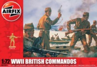 Airfix WWII British Commandos