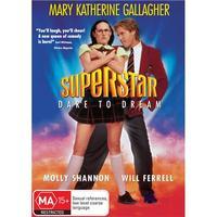 Superstar on DVD
