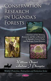Conservation Research in Uganda's Forests by William Olupot image