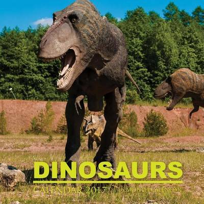 Dinosaurs Calendar 2017 by David Mann image