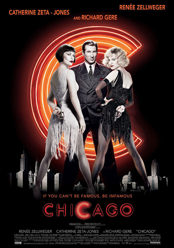 Chicago on DVD image