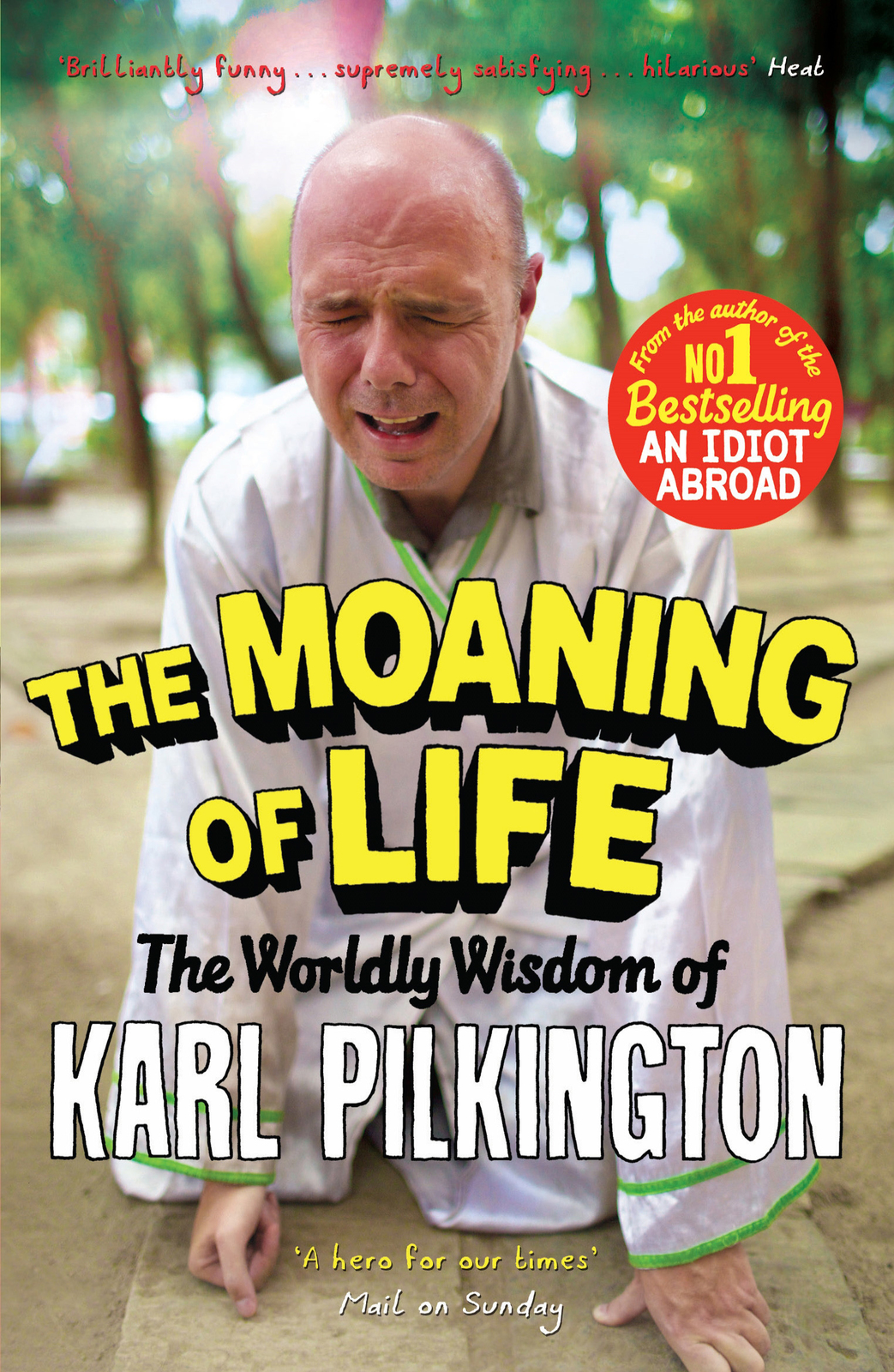 The Moaning of Life by Karl Pilkington image