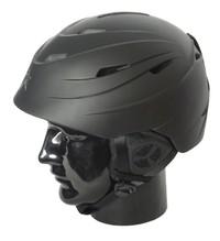 Alpine Star: Matt Black H01 Adults Helmet (Large)