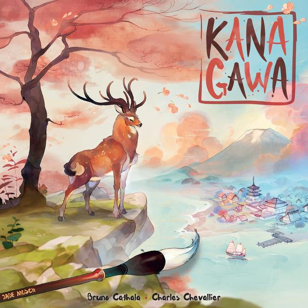 Kanagawa - Board Game