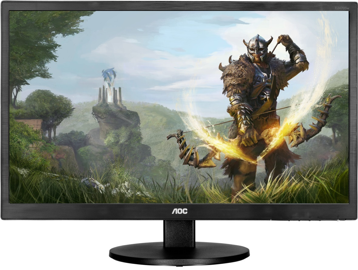 "23.6"" AOC FHD 1ms Ultra Fast Gaming Monitor image"