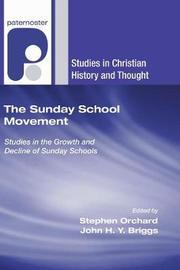 The Sunday School Movement image
