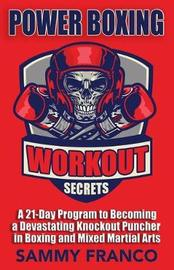 Power Boxing Workout Secrets by Sammy Franco image