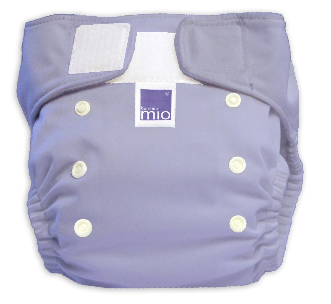 Bambino Mio: Miosolo All-in-One Nappy - Parma Violet image