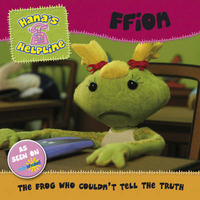 Hana's Helpline Ffion: The Frog Who Couldn't Tell the Truth image