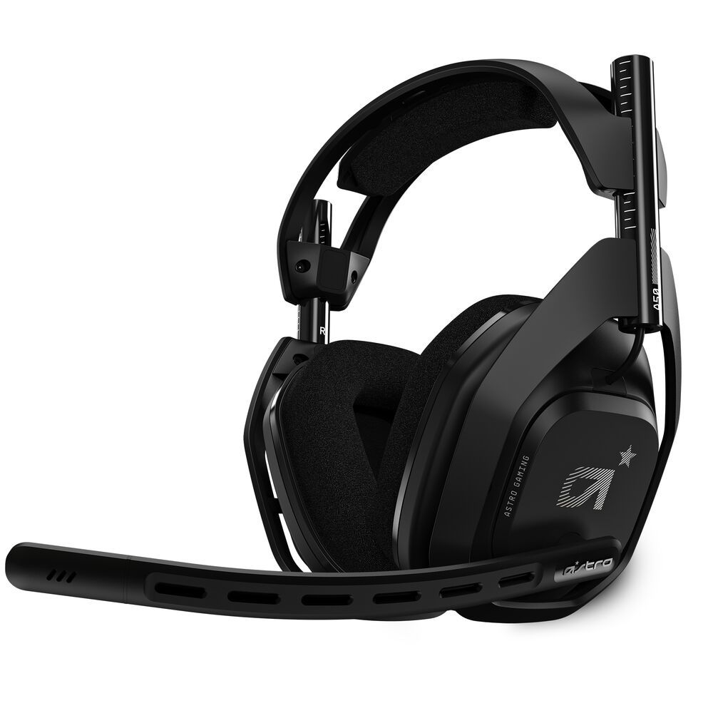 Astro A50 Wireless Gaming Headset + Base Station (PS4 & PC) for PC, PS4 image